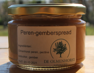 peren-gember spread
